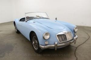 1960 MG A Roadster Photo