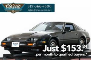 1986 Nissan 300ZX T-tops cruise power windows alloy wheels ready now