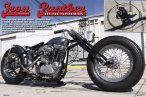 1976 Custom Built Motorcycles Chopper