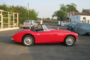 AUSTIN HEALEY 3000 COMMISSIONED BY HALDANE JUST 9,000 MILES BEAUTIFUL CAR.