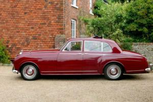 1958 Bentley S1 Continental H.J Mulliner 1 of 27