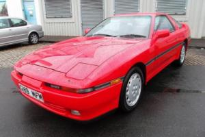 1989 TOYOTA SUPRA 3.0 TWIN-CAM MANUAL