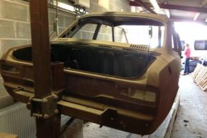 Ford escort mk1 two door shell