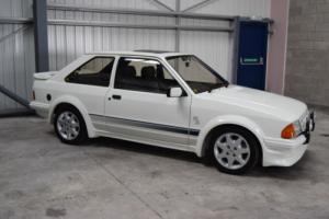 Concours Intermediate Gold Cup Winning Ford Escort RS Turbo Series 1...Superb!