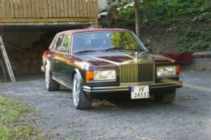 Rolls Royce Silver Spur Photo