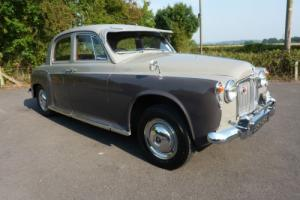 ROVER P4 100 (1961) Excellent condition. Photo
