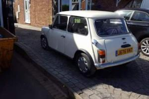classic rover mini city e1992 Photo