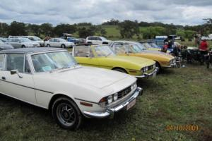 Triumph Stag CAR in SA