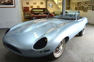 1962 Jaguar E-Type 3.8 Series 1 Roadster Photo