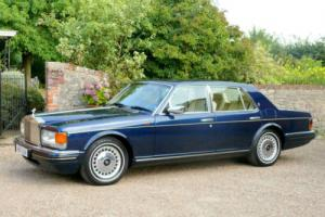 1996 Rolls Royce Silver Spirit 4 Photo