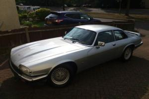 Jaguar XJS 4.0 manual 1992