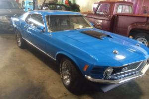 Ford: Mustang Mach I
