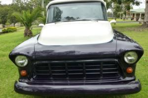 1956 Chevrolet Task Force Show Truck in QLD