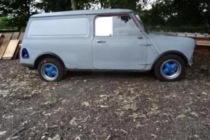 1978 AUSTIN MORRIS MINI VAN 850 - NOT BARN FIND