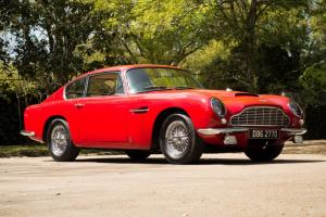 1967 Aston Martin DB6 Photo