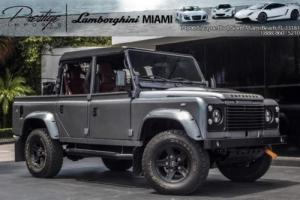1983 Land Rover Defender