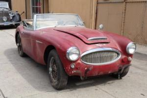1963 Austin Healey 3000 MK II Photo
