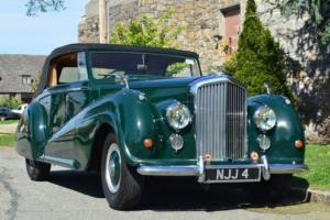 1953 Bentley R-Type Photo