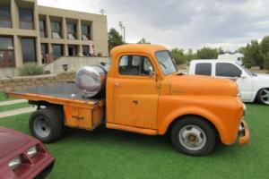 1950 Dodge 1 ton Dually 1 ton dually flat bed