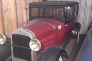1929 Other Makes Essex