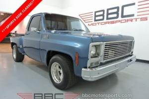 1980 Chevrolet C-10 Sportside