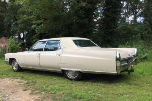 1967 Cadillac Fleetwood Brougham. One Owner!! Original everything! FSH too.