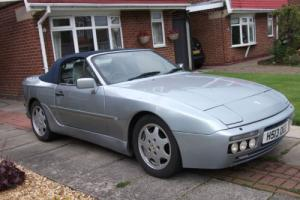 !RARE 1991 PORSCHE 944 S2 3.0 16V CABRIOLET GREAT PROJECT STORED LAST 2 YEARS!