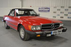 1984 Mercedes 380SL Convertible - Recent Dry State Import - Stunning Car