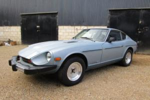 Datsun 280z 1977 Project LHD Manual 5 Speed P90A Head 2 Seater Coupe