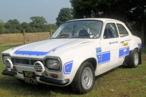 ford escort mk1 2 door bubble arched fast road track or rally car ex cosworth