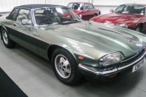 1985 Jaguar XJS Cabriolet XJ-SC 3.6 manual in immaculate condition throughout