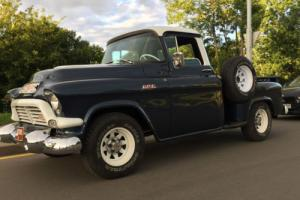 1957 GMC 100 Series Truck - fully restored and original!