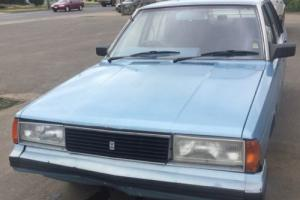 Nissan Bluebird Series II 1984 Auto in VIC