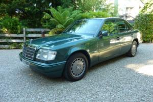 Mercedes E220 Saloon, only 56,000 miles, Stunning Condition W124, MOT June 2017