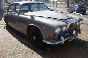 Daimler Sovereign 4.2 1967 Rare Barn find
