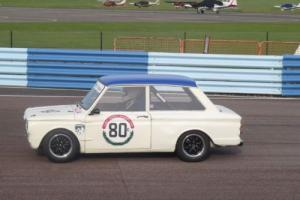 Hillman Imp Race Car