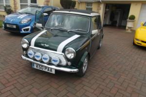 ROVER MINI 1.3 K50PAA First reg year 2000