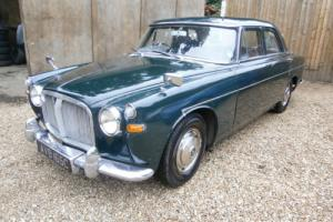 1965 ROVER P5 3 LITRE MANUAL Photo