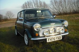 89 Mini Cooper genuine John Cooper  Photo