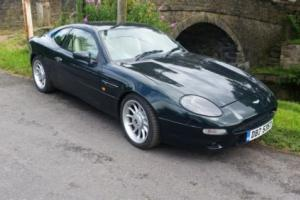 1996 ASTON MARTIN DB7 GREEN 3.2 SUPERCHARGED. Photo
