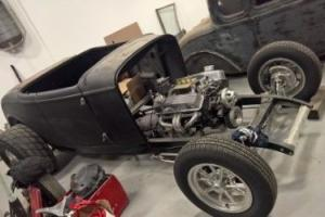 1932 Ford USA Steel Body Brookville Roadster ON Rolling HOT ROD Chassis in QLD