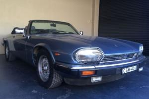 Jaguar XJS Convertible in NSW
