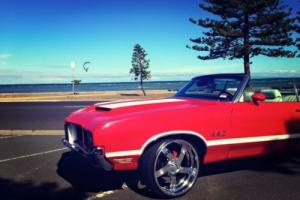 1971 Oldsmobile Cutlass 442 Convertible in VIC