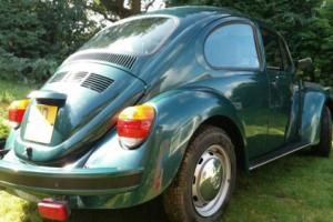 1995 VOLKSWAGEN BEETLE MEXIBUG 1600i - UNMOLESTED LHD - ONLY 14,536 miles