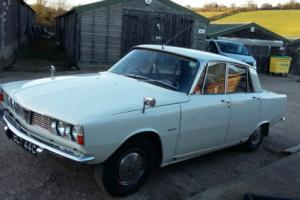 1965 Rover P6 2000, early Series One car in excellent condition