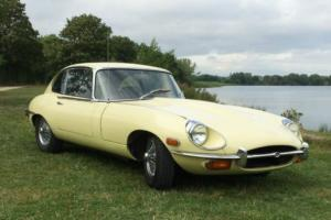 JAGUAR E-Type ( XKE) Series 2, 2+2, 4.2 litre (1970) - Classic Jaguar Coupe Photo