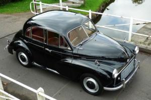 MORRIS MINOR SERIES MM -1951- SIDEVALVE - 1 PREVIOUS OWNER - AMAZING HISTORY ***