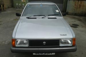 1983 TALBOT ALPINE GL SILVER Photo