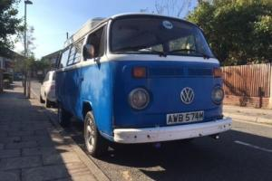 RHD VW Baywindow Type 2 Devon 1974 - 1 Year MOT