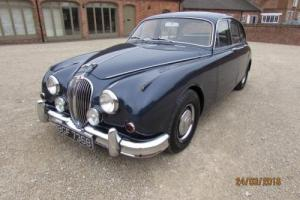 JAGUAR MK II MK 2 - 3.8 AUTO 1964 IN STUNNING CONDITION THROUGHOUT